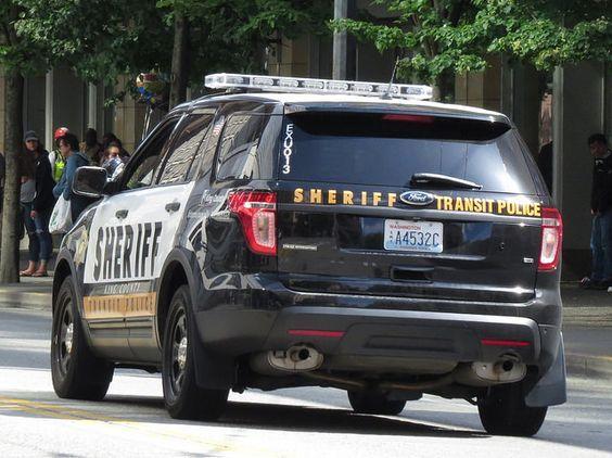 King County Wa Sheriff Metro Transit Police Exu013 Ford