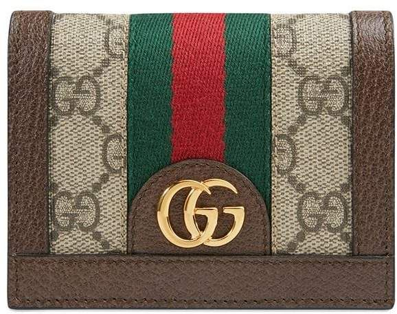 Gucci Ophidia Gg Card Case #leatherwallets
