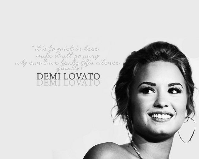 Inspiration Quotes Demi Lovato Quotes Demi Lovato Quotes Demi Lovato Lovato