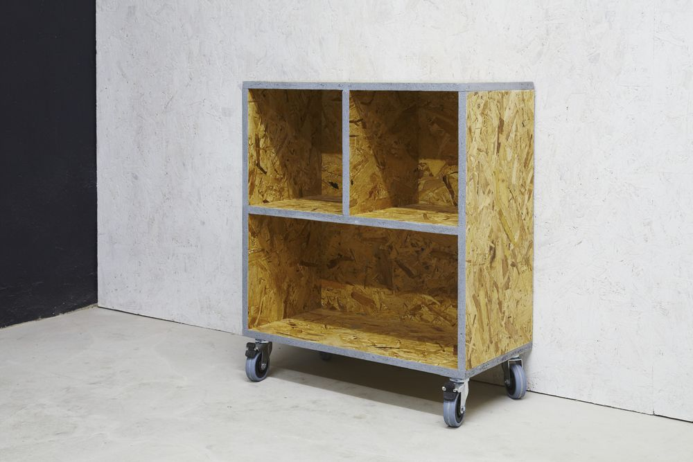 I need a plywood trolley for storing boxes of materials for Diy plywood dresser