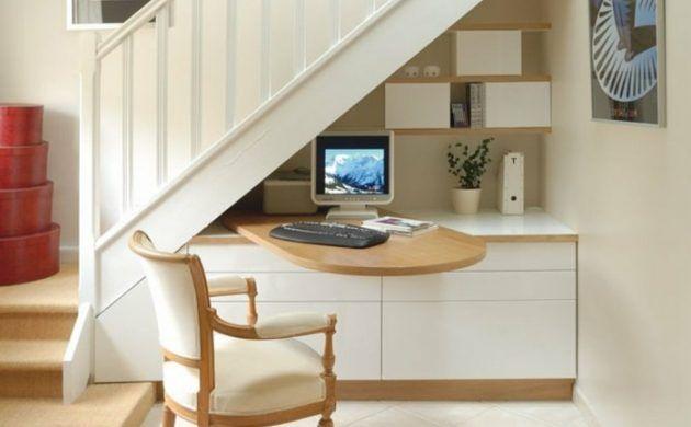 Entzuckend Moebel Nach Mass Einbauschraenke Arbeitstisch Schreibtisch Unter Treppen