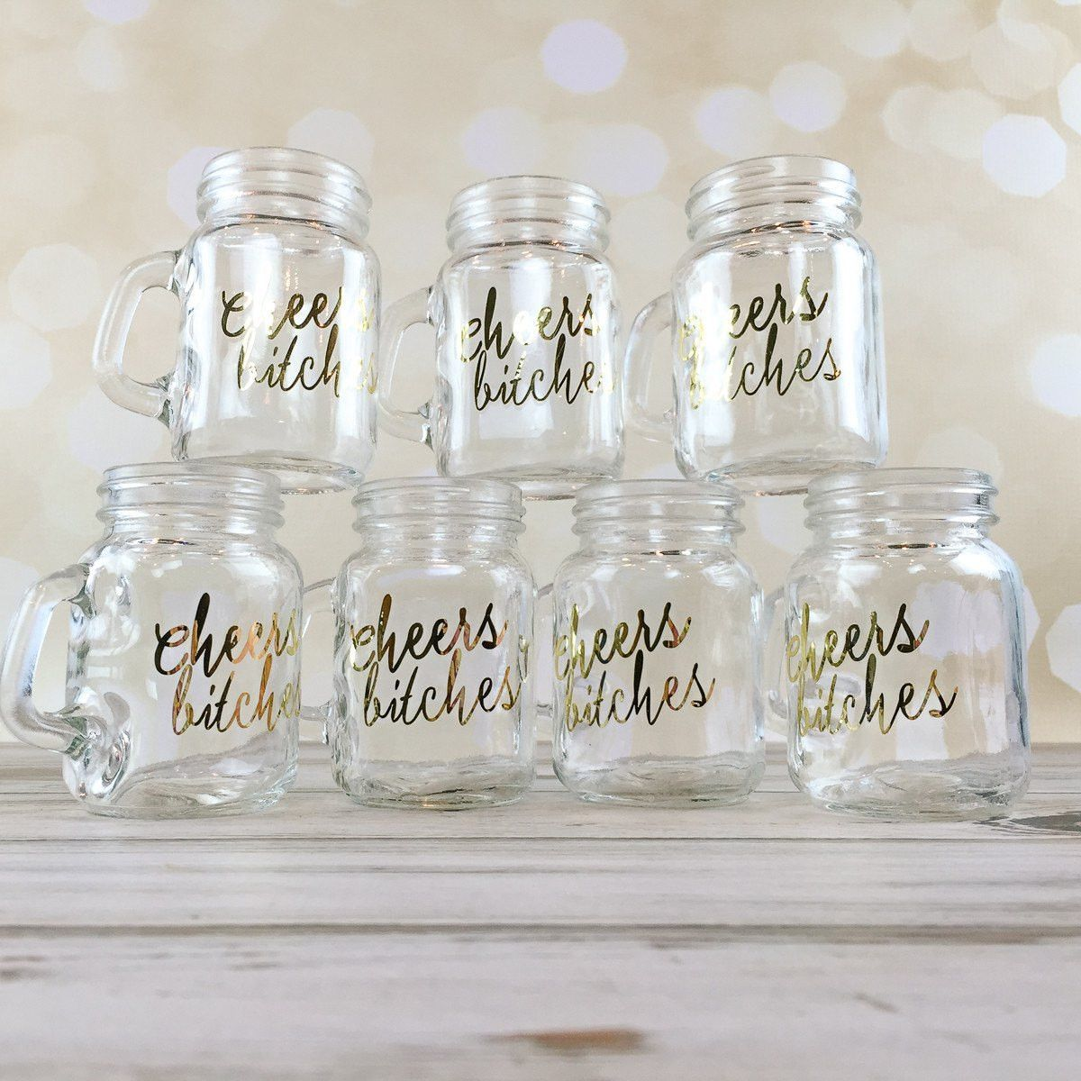Bachelorette Party Favors, Grab the girls & toast to the bride to be ...