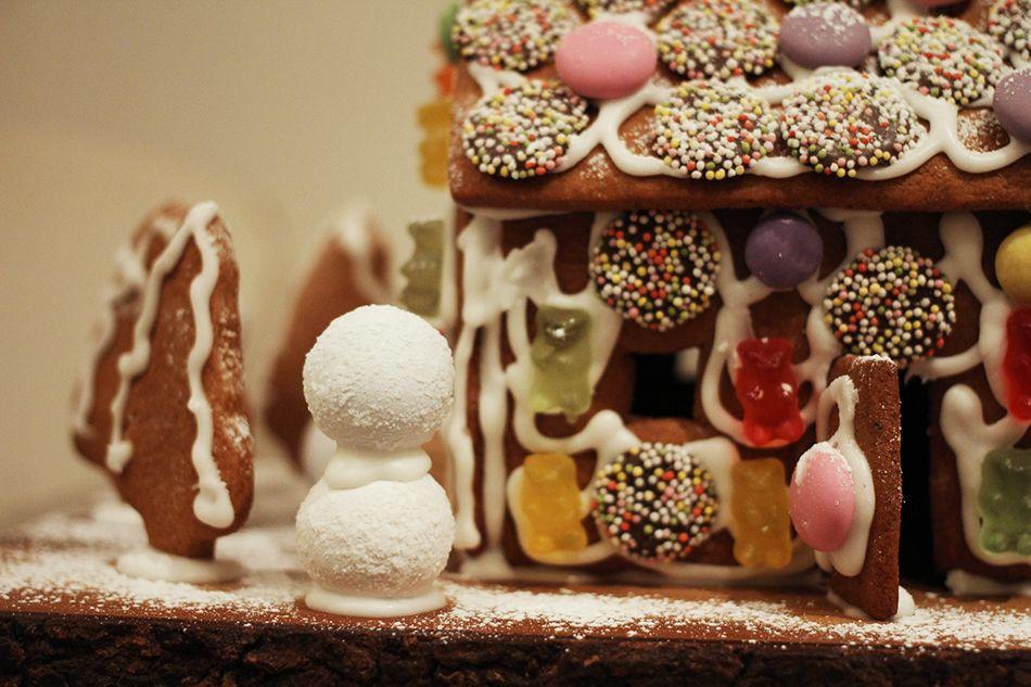 Opskrift: hjemmelavet kagehus