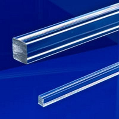 "Plastic Acrylic Tube 12/"" Lengths of 8mm 150mm Extruded Perspex® PMMA Piping"
