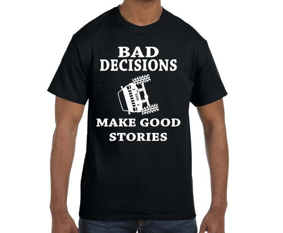 Bad Decisions Make Good Stories Black Jeep By Detroitspeedfactory