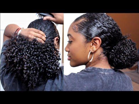 Vacation Wash Routine Easy Protective Style Healthy Natural Hair Youtube 3c Natural Hair Natural Hair Styles Hair Inspiration