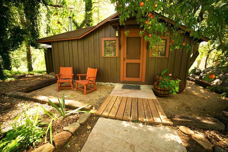 Cabin Blackberry Garland S Oak Creek Lodge Oak Creek Lodge Cabin