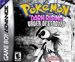 pokemon dark rising free download rom