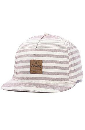 Snapback Fashion Blog Analog Men s The Cali Snapback in Smoke. By Analog  Meta Title  Analog Hat ... 73d2c456ef4