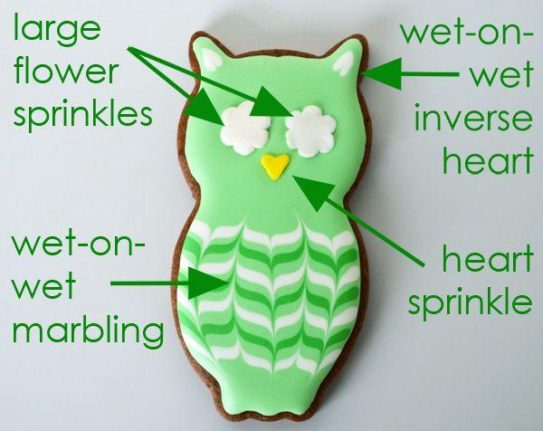 wilton animal pals owl