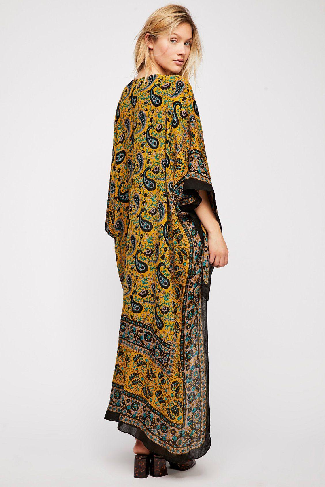 078ac9cd4e Eternal Flame Maxi Kimono | Fall | Fashion, Kimono fashion, Kimono