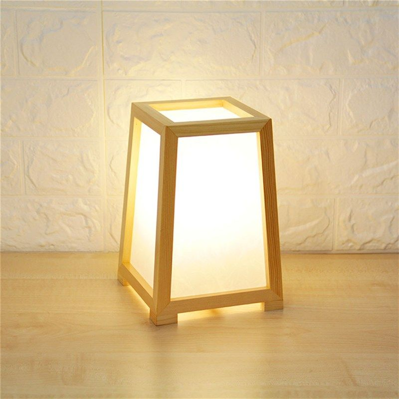 Four Prism Table Lamp Modern Creative Bedside Table Lamp Decorative Night Light Modern Table Lamp Small Table Lamp Bedside Table Lamps