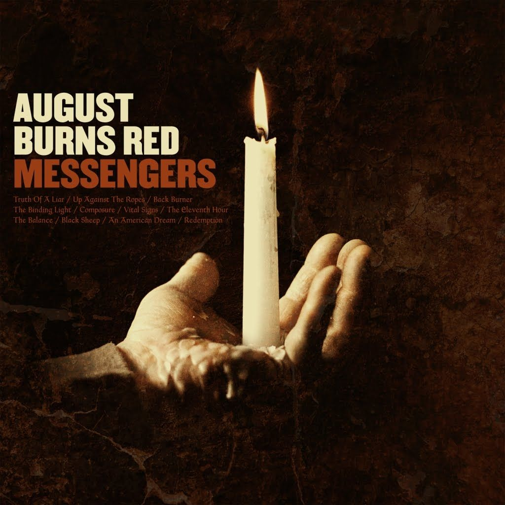 Favorite Metal Album August Burns Red Messengers 2007 With