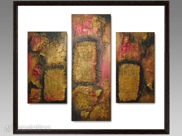 cmo hacer cuadros abstractos modernos