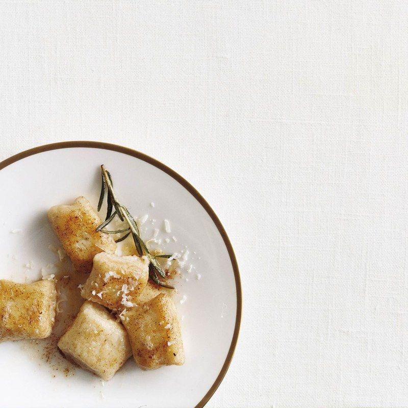 43 Amazing Old-School Pastas | Ricotta gnocchi. Gnocchi. Italian pasta recipes