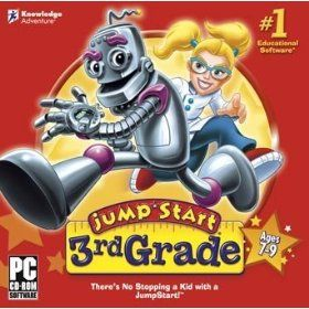 JumpStart 2nd Grade for PC Mac Social Science Geography Jump Start Second