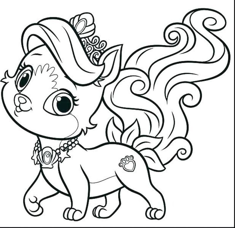 Littlest Pet Shop Coloring Pages Puppy coloring pages