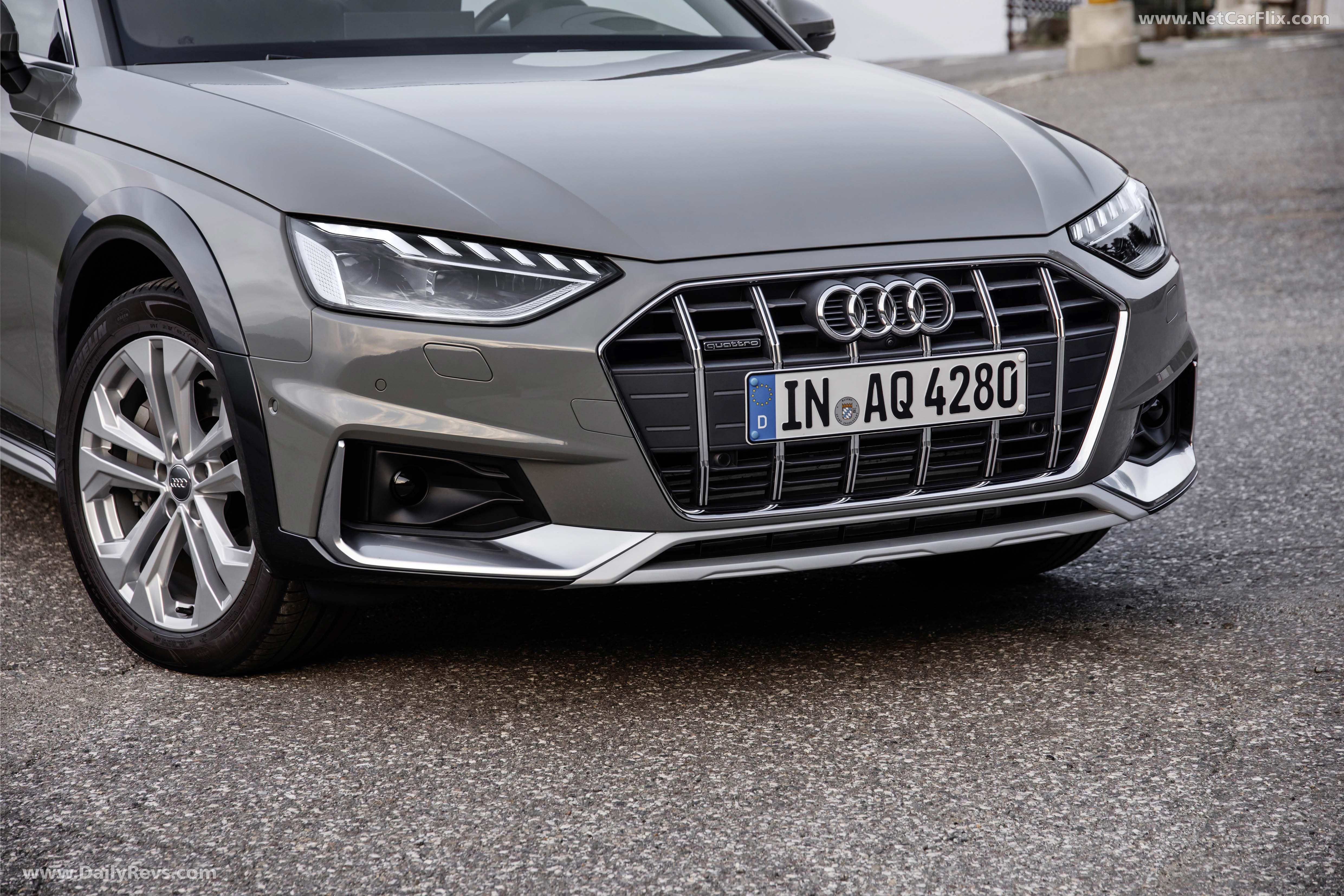 2020 Audi A4 Allroad Quattro Dailyrevs Audi A4 Audi Audi S4