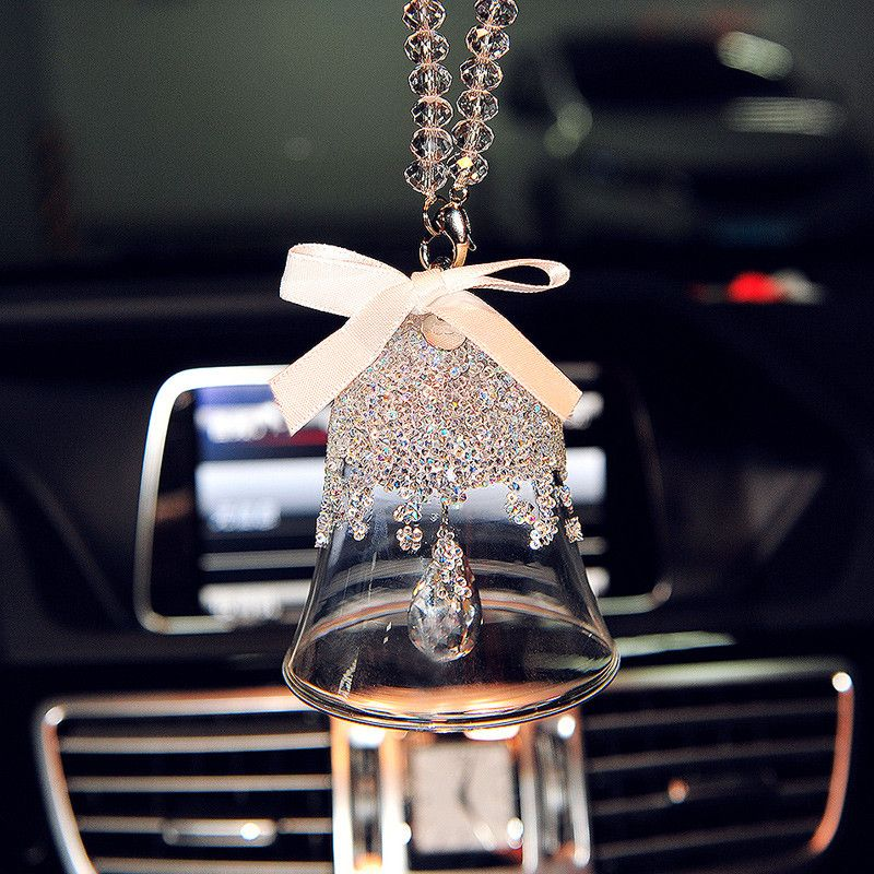 Vehicle Wheel Car Interior Rearview Pendant Jewelry Hanging Ornament Decor