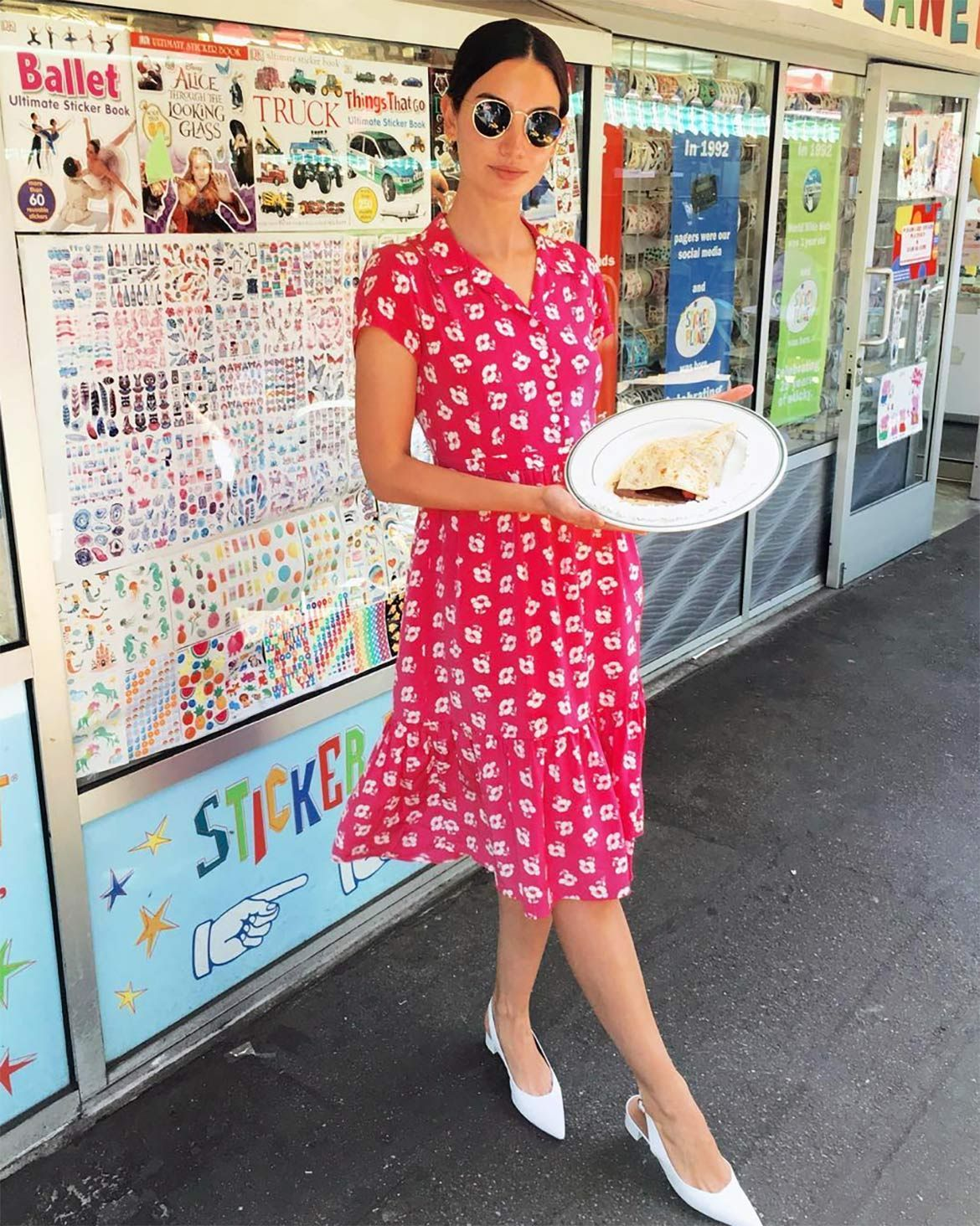 6 Summer Outfit Ideas, Courtesy Of Your Favorite Celebs - #Celebs #courtesy #favorite #ideas #outfit #summer - #FunSummerOutfits