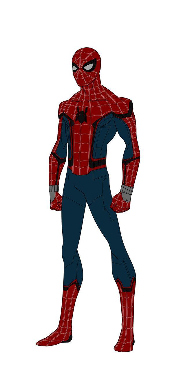 Spider Man Reqest By Shorterazer Spiderman Hero Spiderman