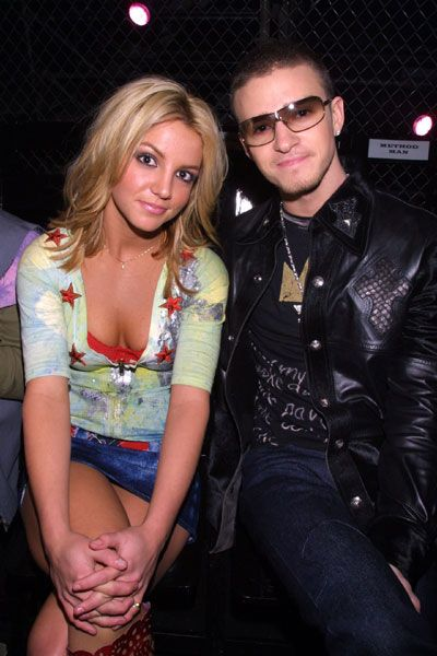 timberlake and spears
