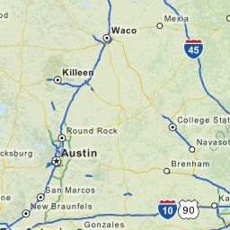 Map Of Quitman Tx.Driving Directions From Quitman Texas To Port Aransas Texas