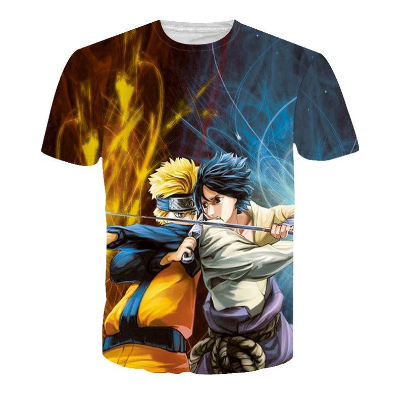 Buy all fan merch online naruto t shirt naruto vs