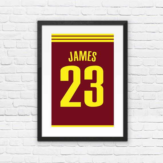 low priced 7513d f68e5 Classic Lebron James Number 23 Cleveland Cavaliers Jersey ...
