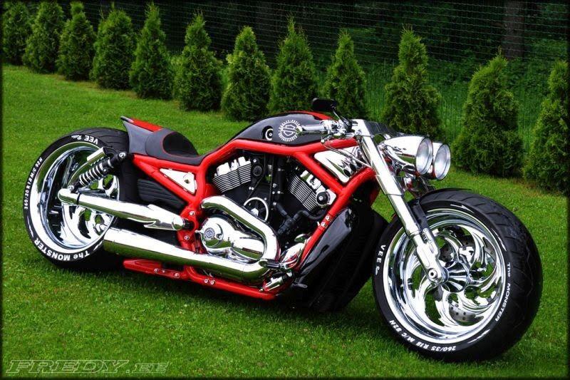 Pin en motos chulas ole