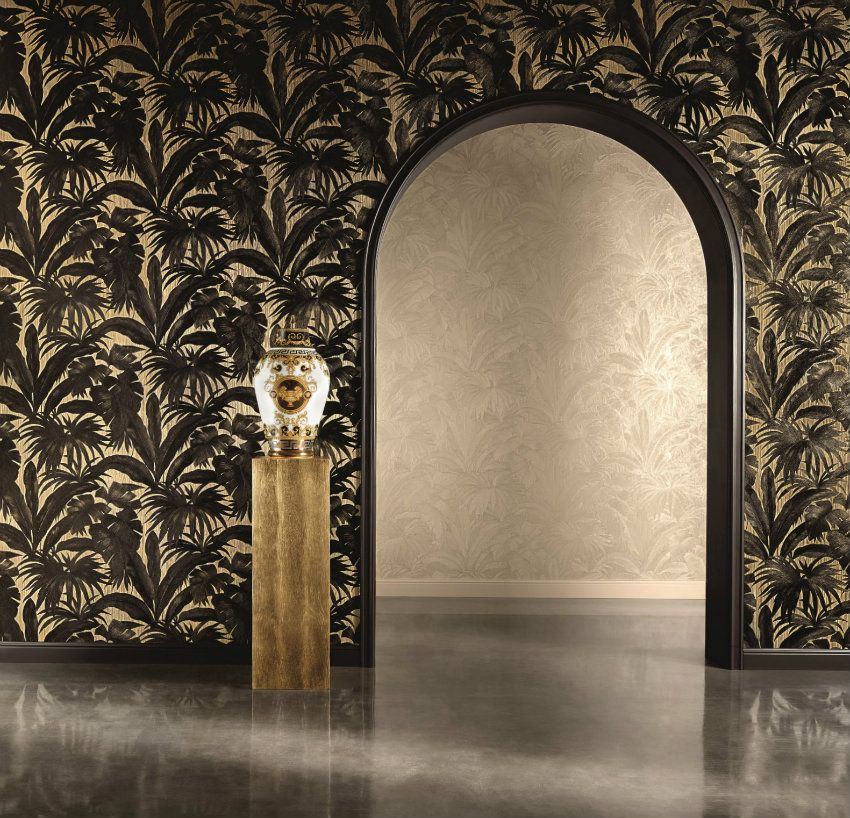 Top 10 moderne Tapeten | Versace Kolletion  http://wohn-designtrend.de/