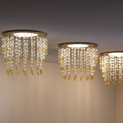 Beaded Recessed Light Cover Recessed Light Covers Recessed Lighting Light Covers