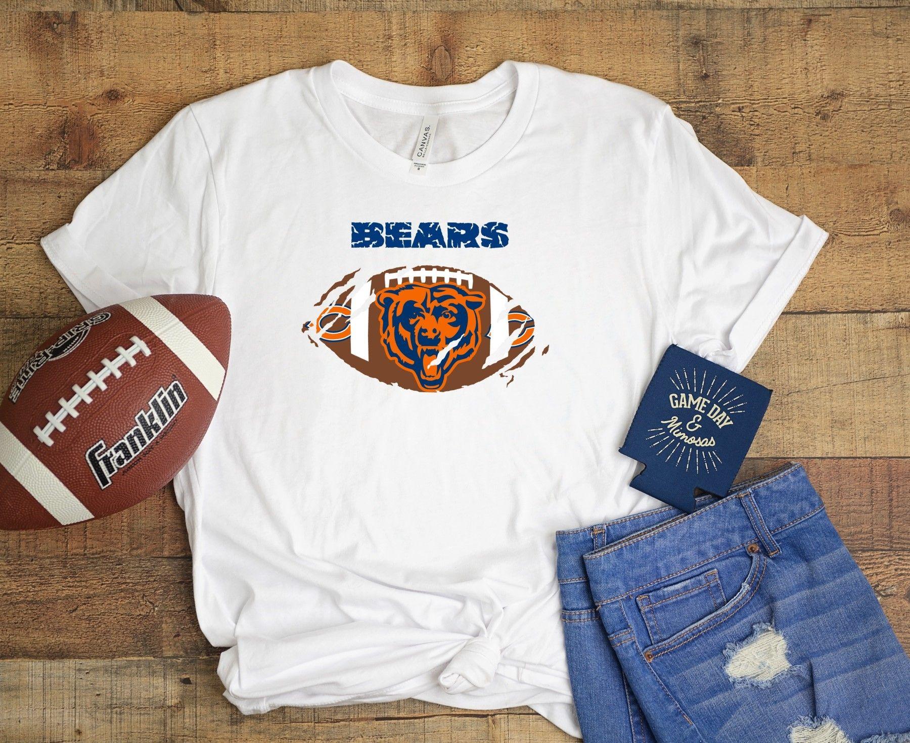 ddd371fc chicago bears shirt - cute chicago bears shirt - womens chicago ...