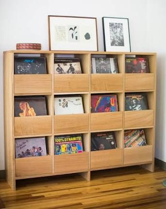 Marvelous Creative Vinyl Storage   Google Search