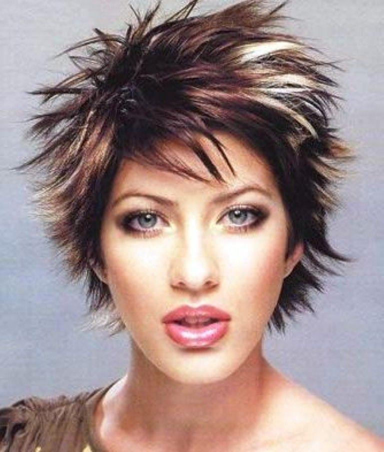 Womens Spunky Short Hair Styles Google Search Hair Pinterest