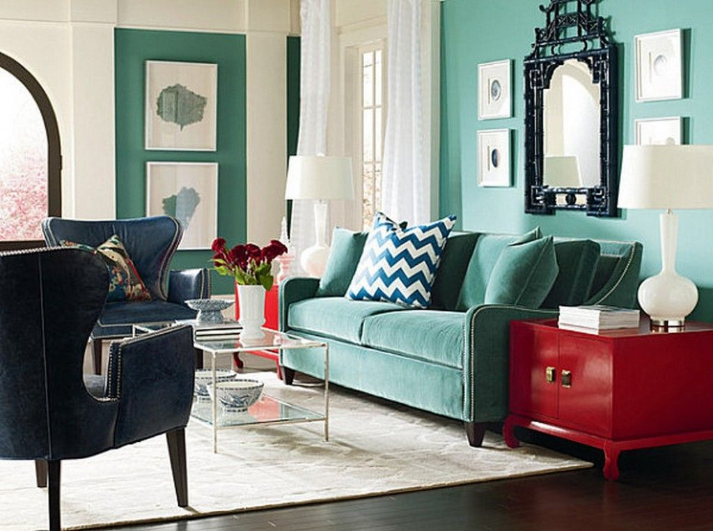 red turquoise livingroom - yahoo image search results | coffee