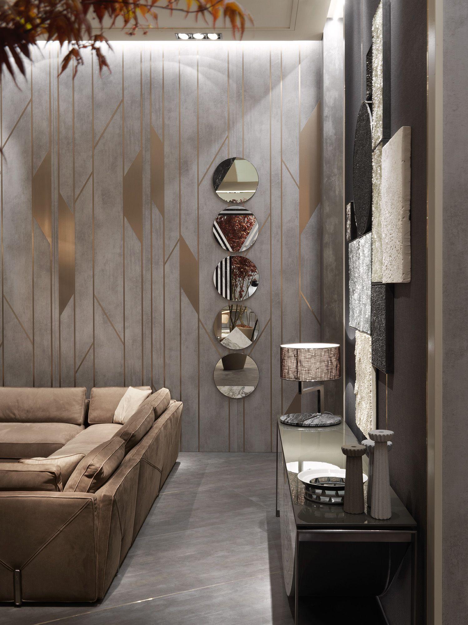 Bastian 2018 Livingroom Wall Cladding Interior Living Room Sofa Design Living Room Design Modern