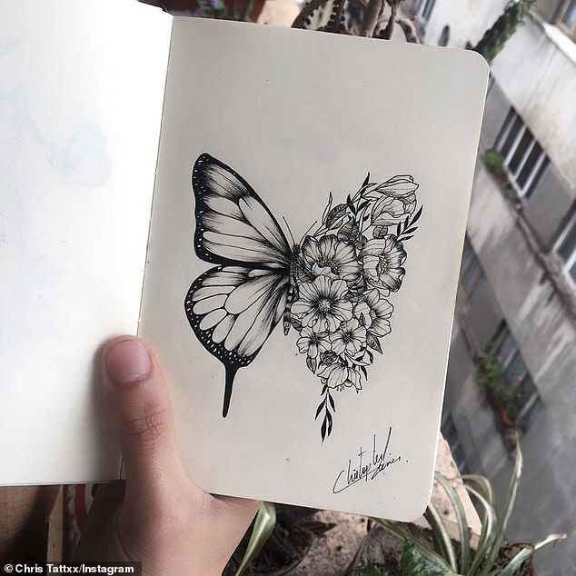 Photo of Shawn Mendes gets a butterfly tattoo after getting the idea from a fan – Amy Kepler