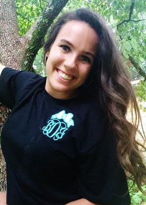 Glitter Monograms Tees by TheSouthernGoldCo on Etsy, $25.99