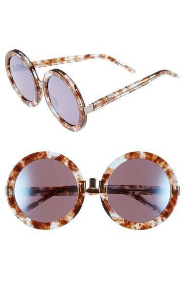 451c4fe8c23 WILDFOX  Malibu Deluxe  55mm Retro Sunglasses available at  Nordstrom
