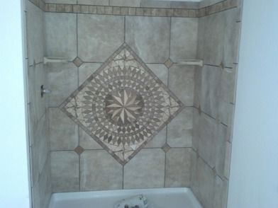Shower Wall Medallions Google Search