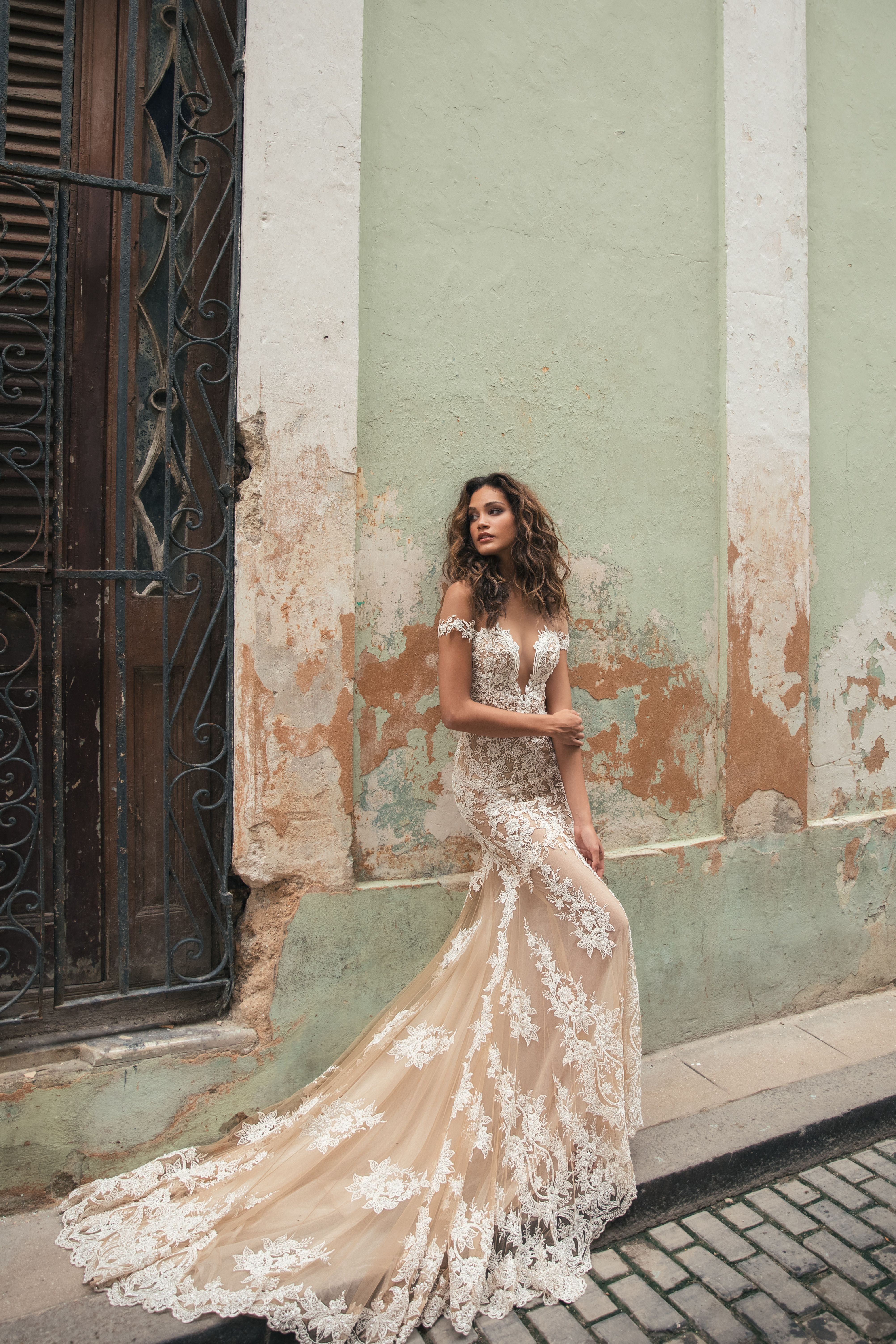 Julie vinous havana collection fw fantasy wedding uc