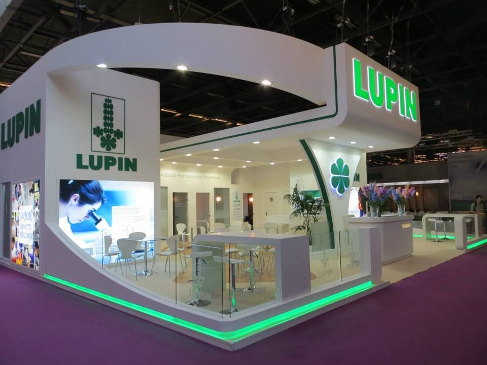 Exhibition Stall Accessories : Lupin at cphi paris nord villepinte driscoll brothers