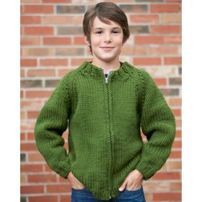 f81661ab4 Free Intermediate Child s Cardigan Knit Pattern