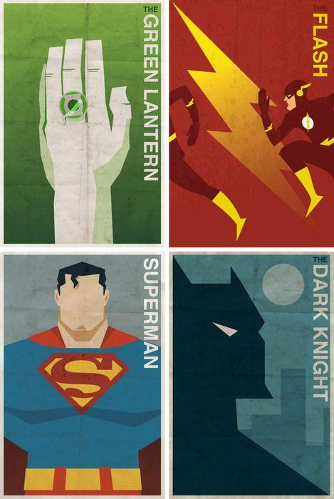 Minimalist Classroom Google ~ Minimalist dc superhero poster google