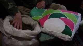 Подушки для ульев из мха