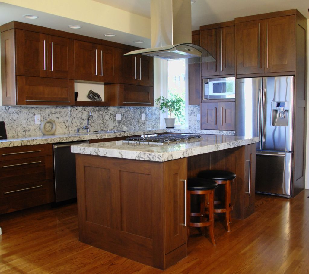 shaker style kitchen cabinets - http://modernkitchencabinet.top ...