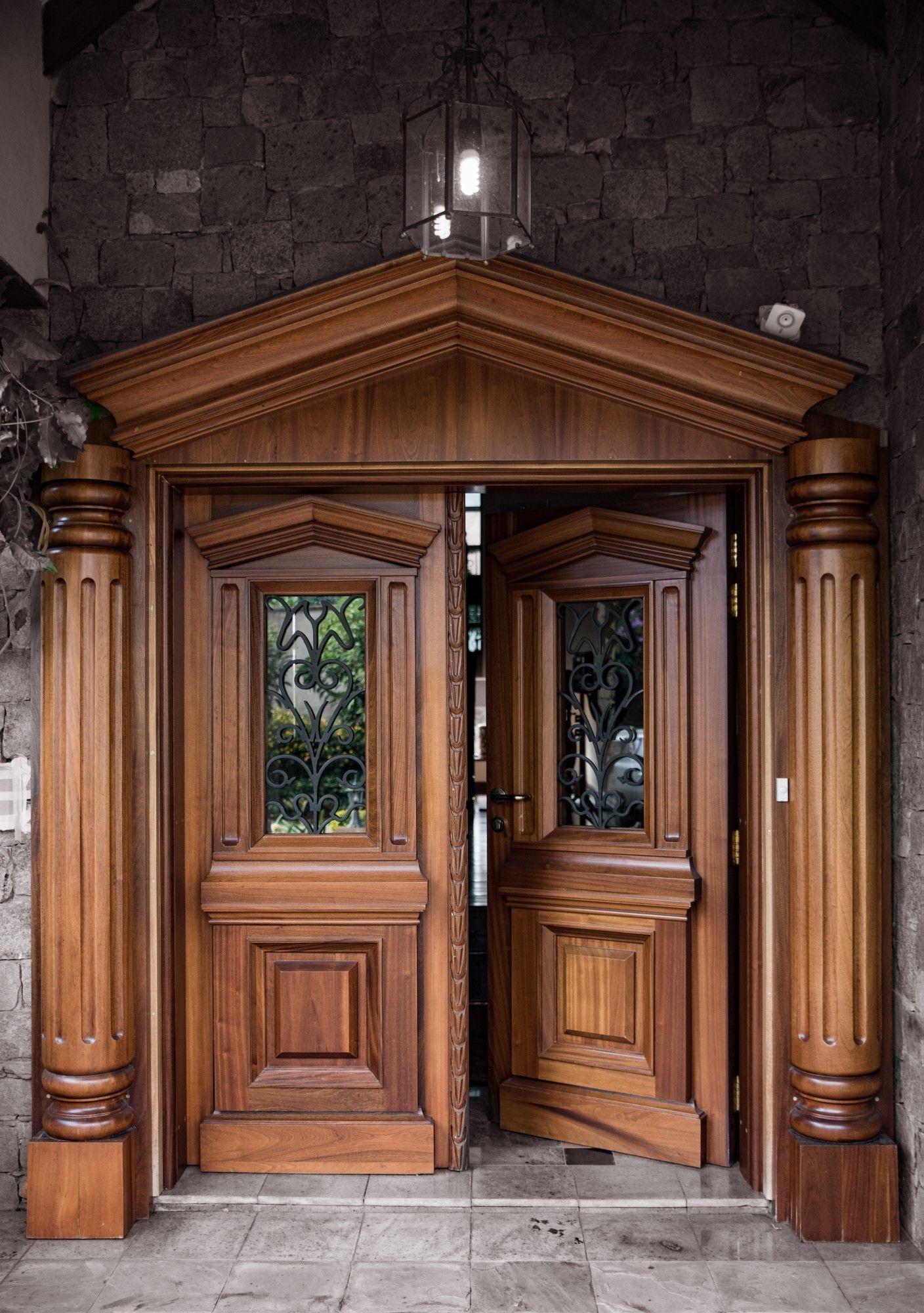 House Main Gate Arch Design 2021 Wooden Front Door Design Main Door Design Main Entrance Wooden Doors