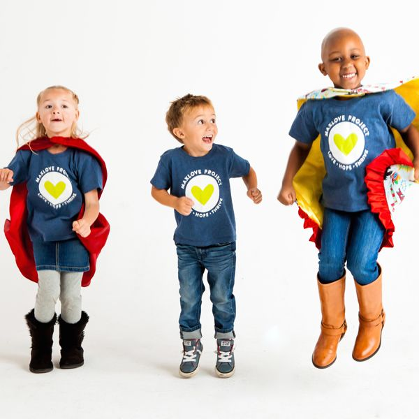 At MaxLove brand everything that we do is inspired by our SuperKids! All that we do is to benefit all of the amazing children all around who are fighting cancer and other life threatening illnesses.