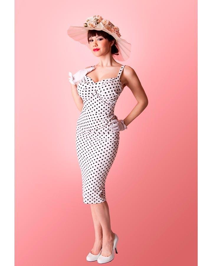 1962ffb250d702 Sophia white - Rockabilly Clothing - Online Shop für Rockabillies und  Rockabellas